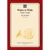 【楽譜】悲しみの水辺/Water is Wide(フルセット)