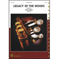 【輸入楽譜】森の贈り物/Legacy of the Woods