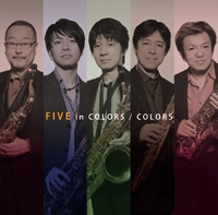 CD FIVE in COLORS