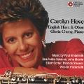 【輸入CD】20世紀のイングリッシュ・ホルンとオーボエのための作品集/20th Century Music for English Horn and Oboe/キャロリン・ホーヴ【イングリッシュホルン&オーボエ】