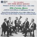 【輸入CD】20世紀のブラス・ミュージック/The 20th Centry Brass/ニューヨーク・ブラス・クインテット【金管アンサンブル】