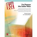 【輸入楽譜】【フレキシブル4重奏】「ポパイ」のテーマ/I'm Popeye the Sailor Man
