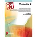 【輸入楽譜】【フレキシブル6重奏+打楽器】マンボNo.5/Mambo No. 5