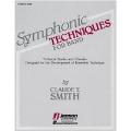 【輸入楽譜】シンフォニック・テクニック(教則本)/Symphonic Techniques for Band